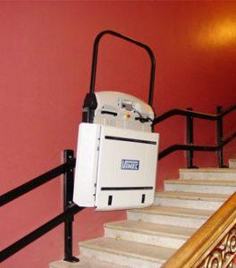 Plateforme monte-escalier 2