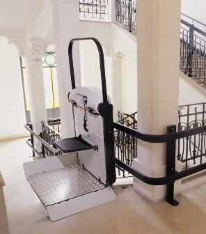 Plateforme monte-escalier 3