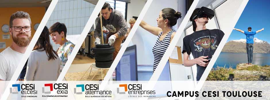 Le campus CESI de Labège devient motorisé ! 1