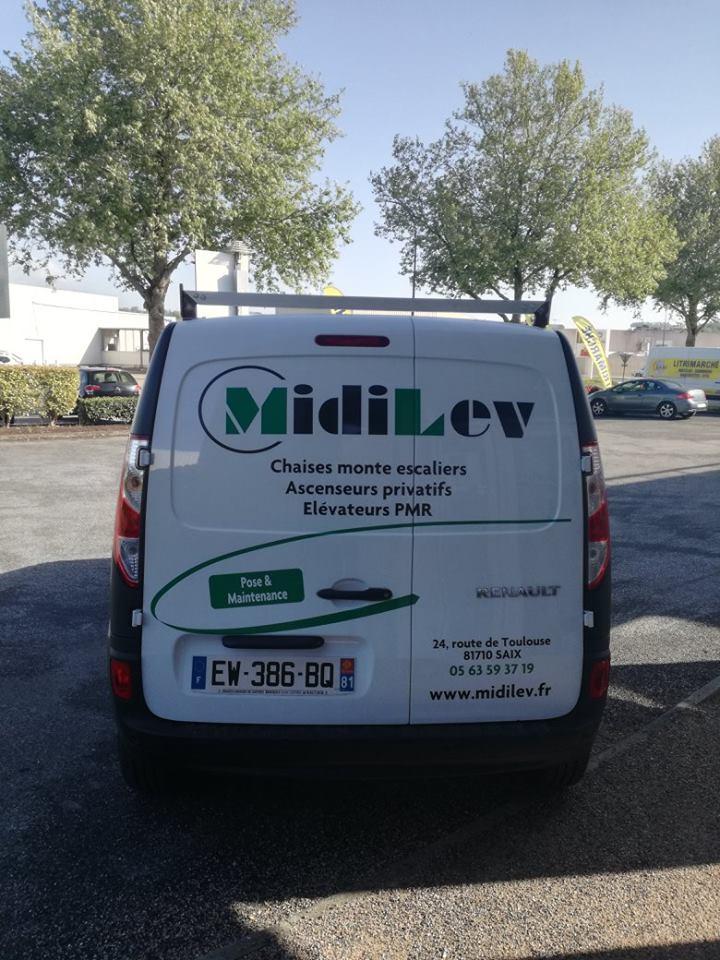 Les voitures Midilev se refont un beauté 3