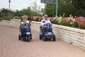 Scooter électrique Brise C3 Brise C4 personnes agées