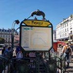 Accessibilité : Carton Rouge pour le Métro de Paris 3