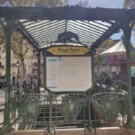 Accessibilité : Carton Rouge pour le Métro de Paris 4