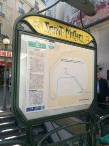 Accessibilité : Carton Rouge pour le Métro de Paris 6