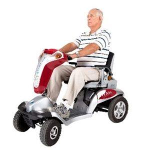 Scooter électrique démontable Titan 1