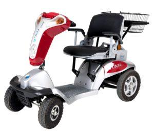 Scooters électriques pliables et démontables 3