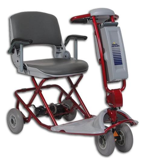 Scooters électriques pliables et démontables