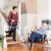 La nouveauté midilev : AssiStep le guide escalier 1