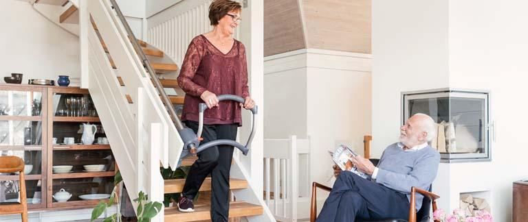La nouveauté midilev : AssiStep le guide escalier
