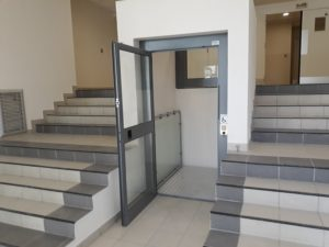 Accessibilité au Lycée Stéphane Hessel de Toulouse 3