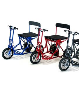 Scooters pliables et démontables 1