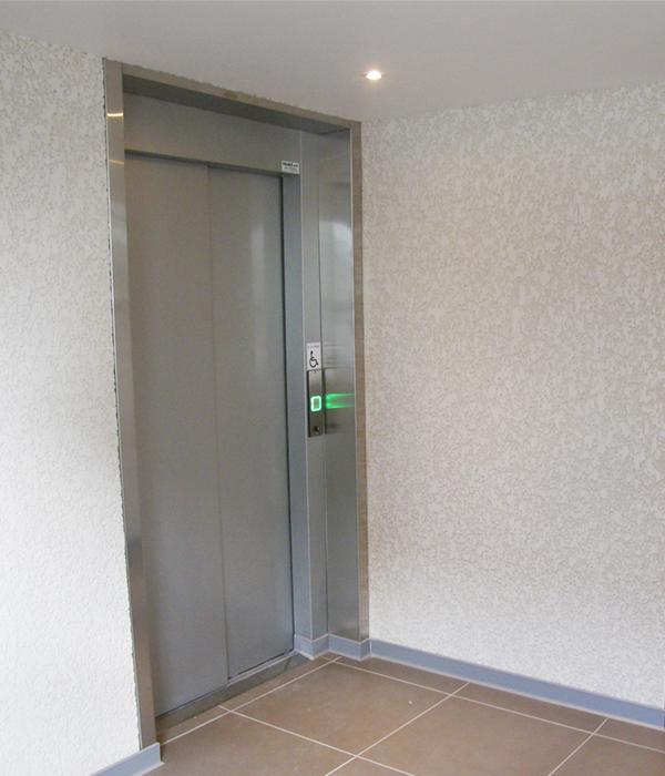 Ascenseur Gaînes Maçonnées 4