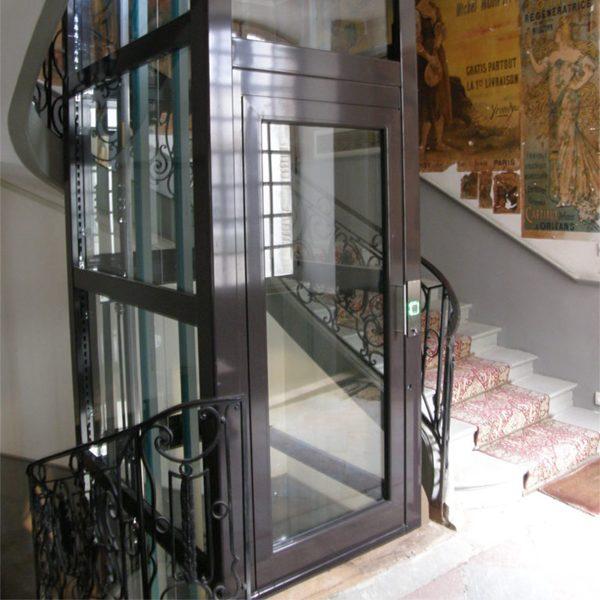 Ascenseur Pylône