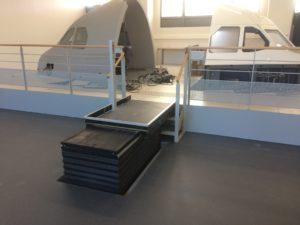 Plateforme innovante à l'ENAC (Toulouse) 1