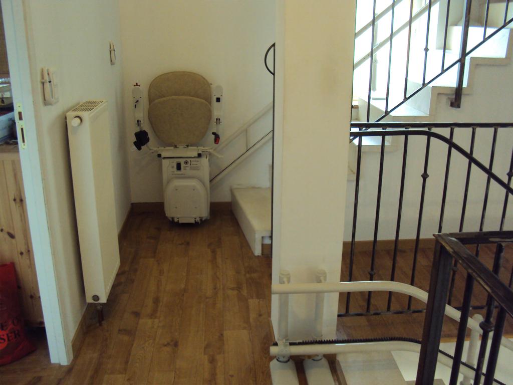 Insolites : les monte-escaliers spéciaux 3