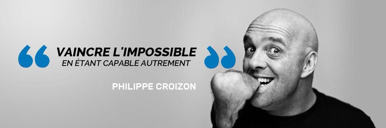Notre Ambassadeur : Philippe Croizon 3