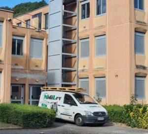 En coulisses, au collège de Marcillac-Vallon (Aveyron) 6
