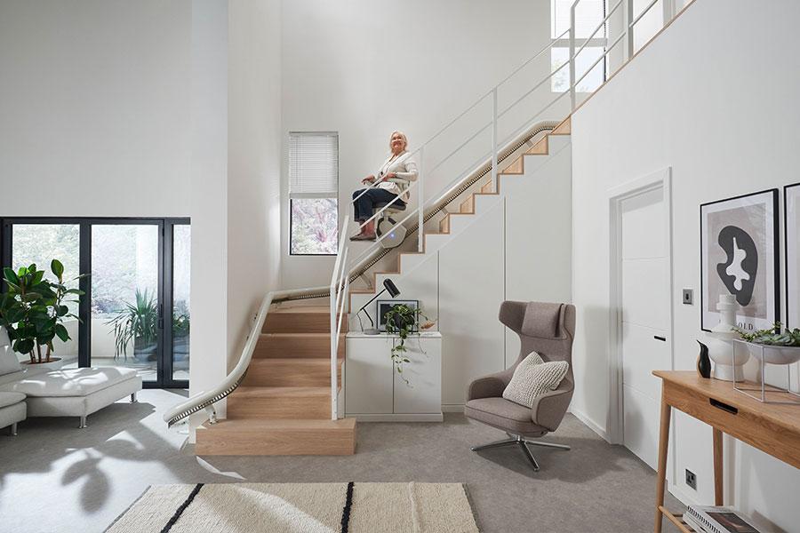 Nouveauté : le monte-escalier FIDJI 12