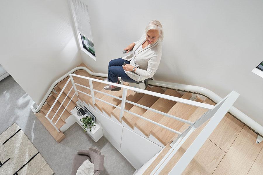 Nouveauté : le monte-escalier FIDJI 10